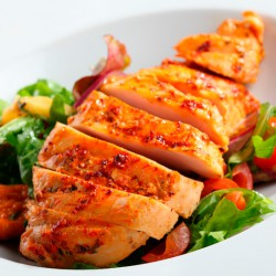 GSN Steam Cooked Chicken Breasts - 2.5kg