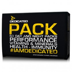 Dedicated Dedication Pack - 50 Capsules