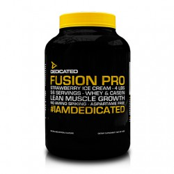 Dedicated Fusion Pro Protein Matrix - 1.78kg