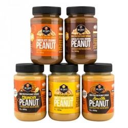 Dr Zaks High Protein Peanut Butter - 450g
