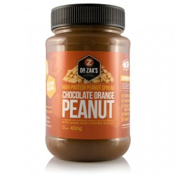 Chocolate Orange Protein Peanut Butter