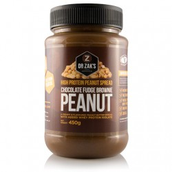 Choc Fudge Brownie Protein Peanut Butter