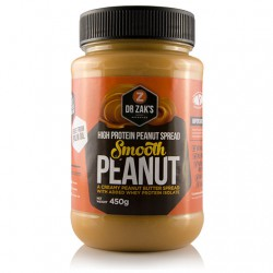 Smooth Protein Peanut Butter - 450g
