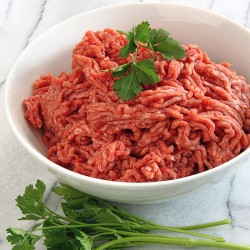 Extra Lean Free Range Steak Mince - 1kg