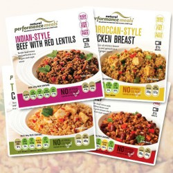 30 Day Protein Ready Meal Pack