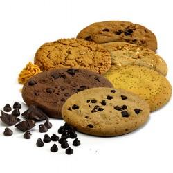 Complete Cookies - Peanut Butter x3