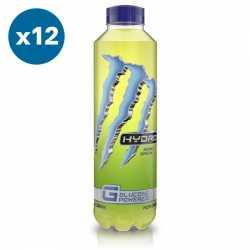 Monster Energy Hydro Mean Green - 12 x 550 ml