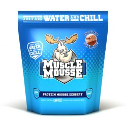 Muscle Mousse Protein Dessert - Mint Choc