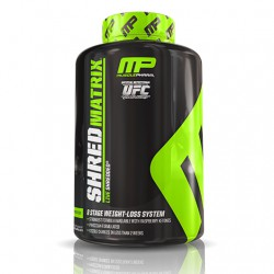 MusclePharm® Shred Matrix® - 120 Capsules