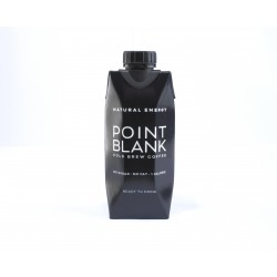 Point Blank Cold Brew Coffee 330ml