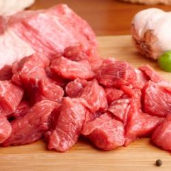 Organic Diced Beef - 450g