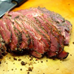 Sliced Pastrami - 500g