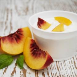99 Cal Peach Protein Yoghurt  - 4 Pack