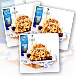 12 x High Protein Waffles - 20g Protein