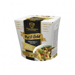 Pot O Gold - Satay Chicken - 40g Protein