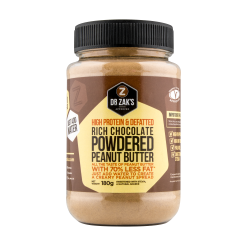 Chocolate Powdered Peanut Butter - 180g