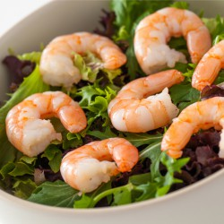 Raw Peeled Prawns - 1kg