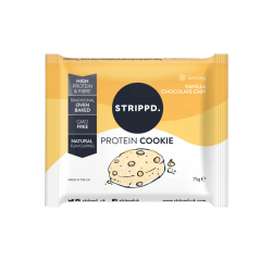 Strippd Protein Cookie Vanilla Chocolate Chip 75g
