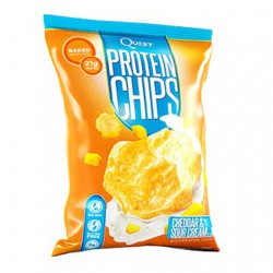 Quest Protein Chips - Cheddar & Sour Cream