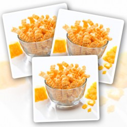 Sour Cream & Cheddar Zippers - 10 Pack