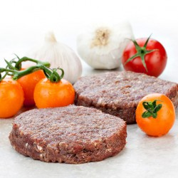 Lean Springbok Steak Burgers - 113g