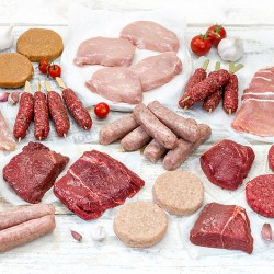Certified Low Fat Protein Packed Hamper