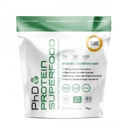 PhD Protein Superfoods - 500g Banana