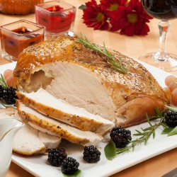 Whole Fresh Turkey Butterfly - 4kg+