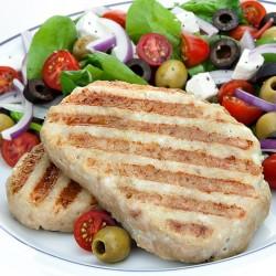 2 x 150g Lean Turkey Haché Steaks