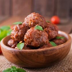 Italian Herb Extra Lean Beef Meatballs - 400g