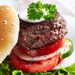Fat Free Venison Burgers - 2 x 113g