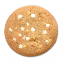 Complete Cookie - White Choc Macadamia
