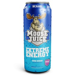 Moose Juice - Berry BCAA Energy Drink