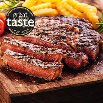 4 x 170g Free Range Matured Ribeye Steaks