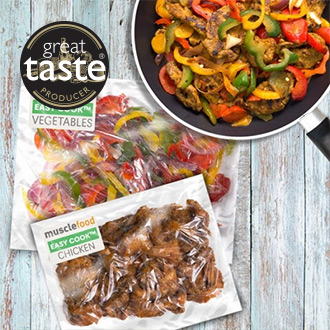 Easy Cook™ Chicken Fajita Stir-Fry - x5