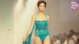 Raakesh Agarvwal's Collection at ABIL Pune Fashion Week 2012
