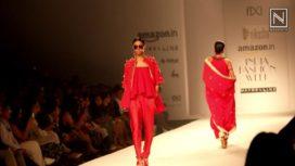 Noor by Nikasha at AIFW AW '16