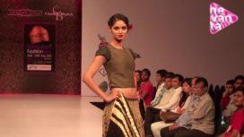 Deepa Chari the Ramp Stunner