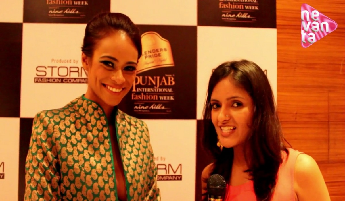Pageant Talk with Anais Veerapatren