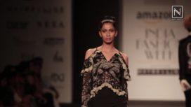 Patine at Amazon India Fashion Week Autumn Winter 2017