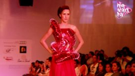 Swapnil Shinde at ABIL Pune Fashion Week 2012