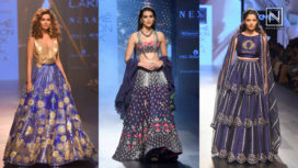 Celeb Showstoppers on Sporting the Outfit from Lakme Fashion Week WF 17
