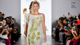 Bengaluru Based Designer Runa Ray Showcases at New York Fashion Week 2017