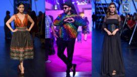 Red Carpet Appearances at Lakme Fashion Week Winter Festive 2017