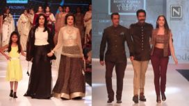 Designer and Their Showstopper - Divya Khosla Kumar and Nora Fatehi