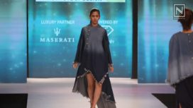 Cut To Suit by Students of MIT at Pune Fashion Week 2017