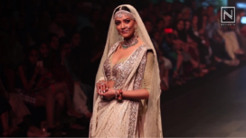 Sushmita Sen Shares Her Thoughts on Walking The Ramp