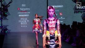 Pearl Academy Alumni Showcase Influence at Amazon India Fashion Week Autumn Winter 2018