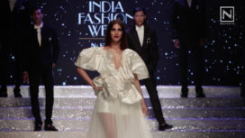 Vaani Kapoor Talks About her Personal Style and Walking on the Ramp at AIFW AW18