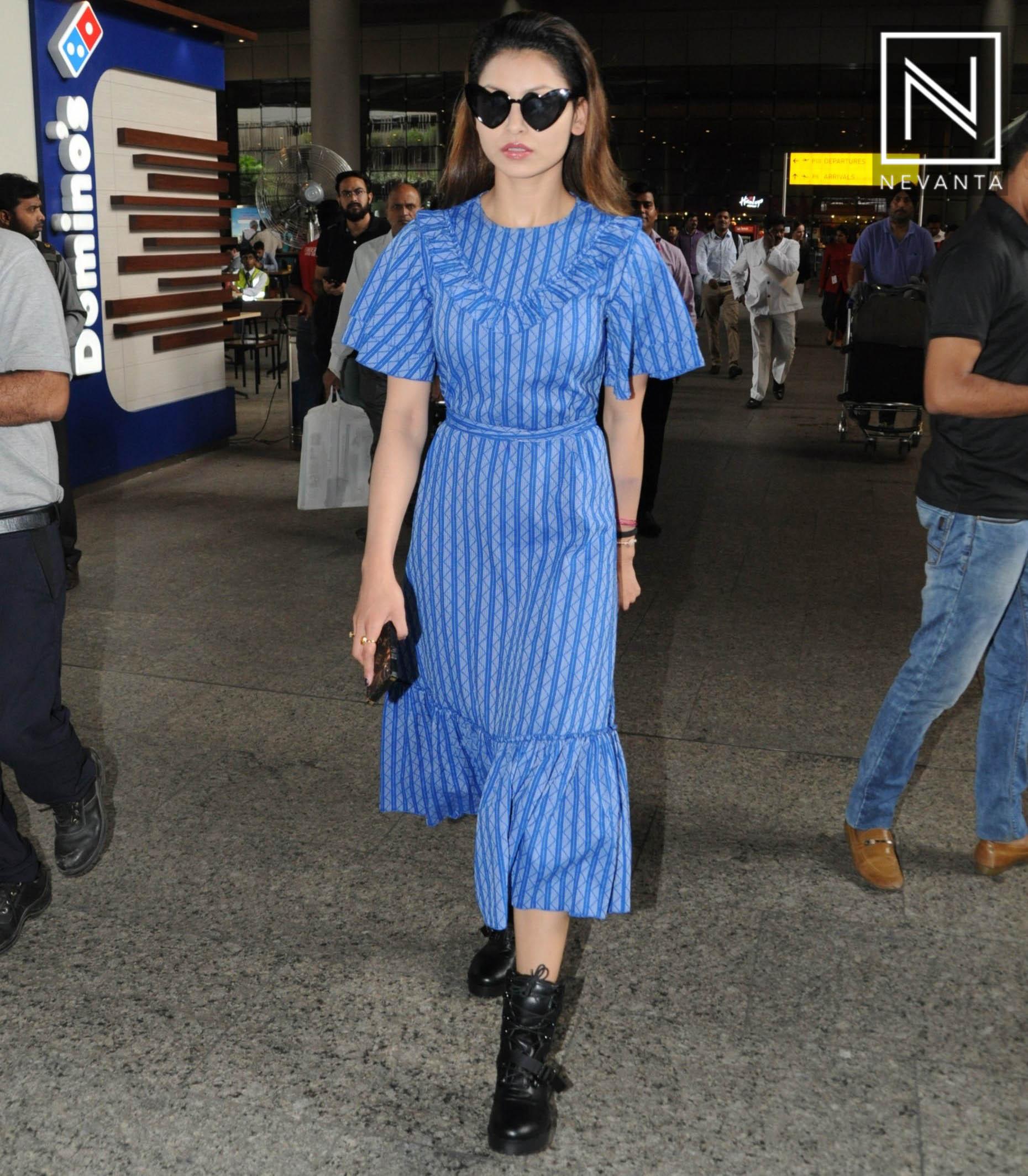 Looks - Trendspotting celebrity stars in stripes video